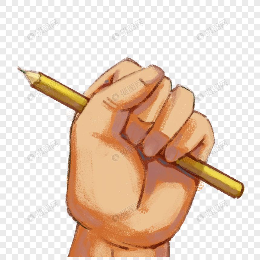 Lovepik صورة Png 401716980 Id الرسومات بحث صور يد تمسك بقلم رصاص