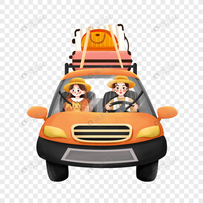 travel by car png