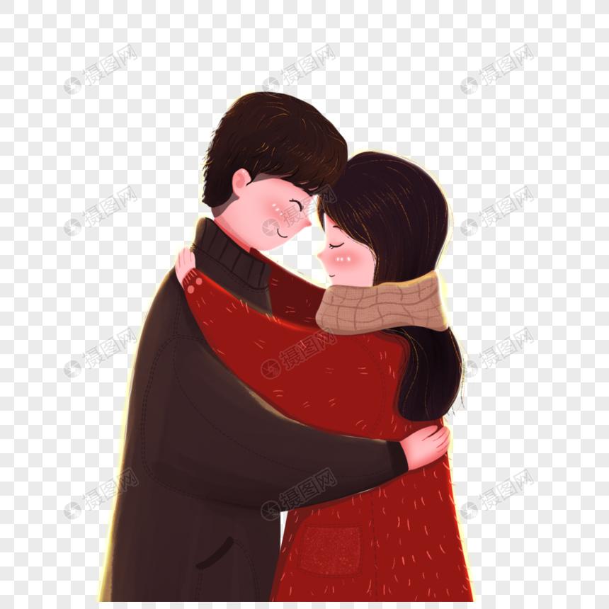 liebende umarmen png