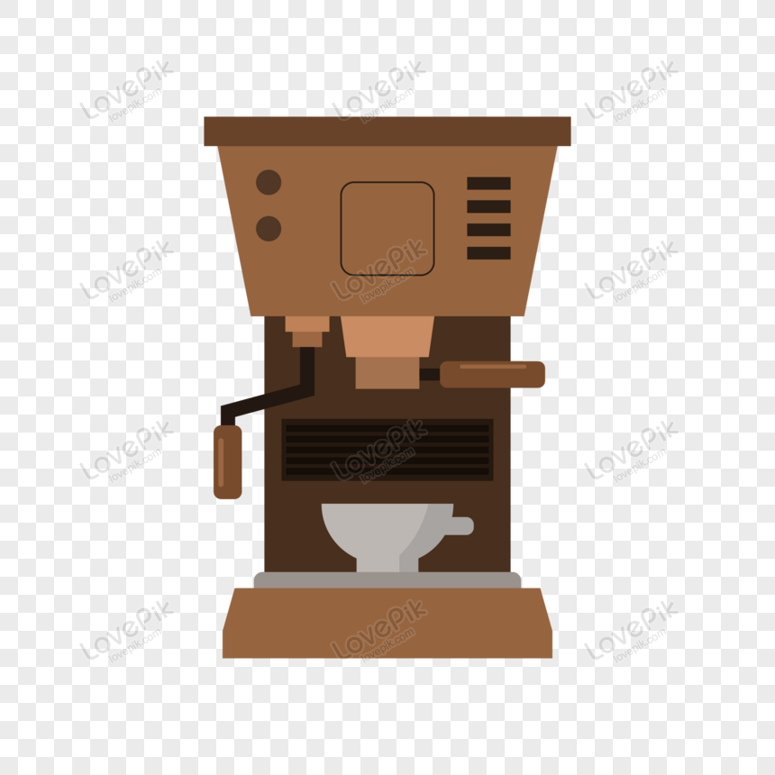 Coffee Machine Icon Illustrated In Vector Png Image Picture Free Download 450006484 Lovepik Com