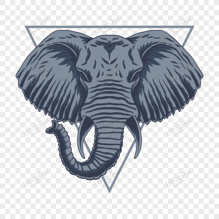 Elephant Head Vector Png Image Picture Free Download 450009282 Lovepik Com 34+ elephant png images for your graphic design, presentations, web design and other projects. elephant head vector png image picture