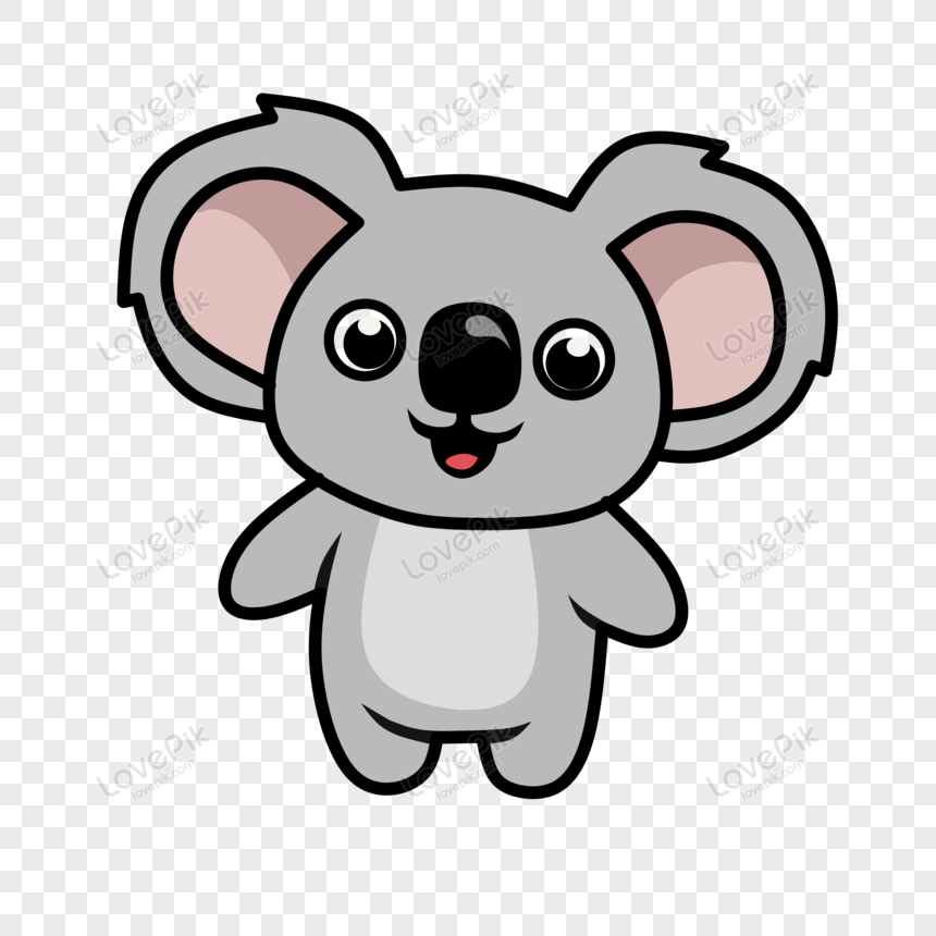 Cute Koala Cartoon Vector Png Image Picture Free Download 450013302 Lovepik Com Adorable koala hugging a tree. cute koala cartoon vector png