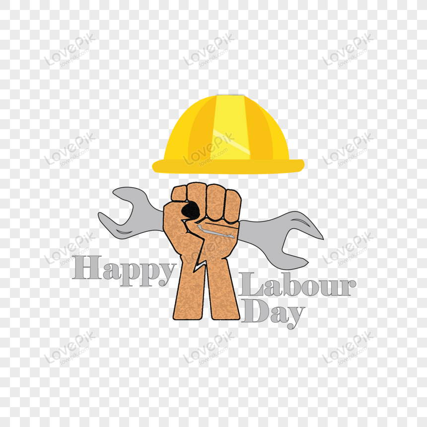 ilustrasyon ng world labor day png