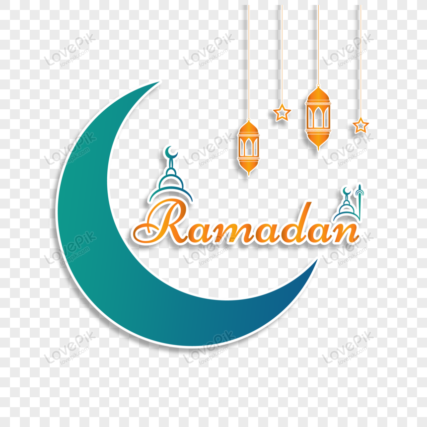 badge symbolic ramadan illustration vector png