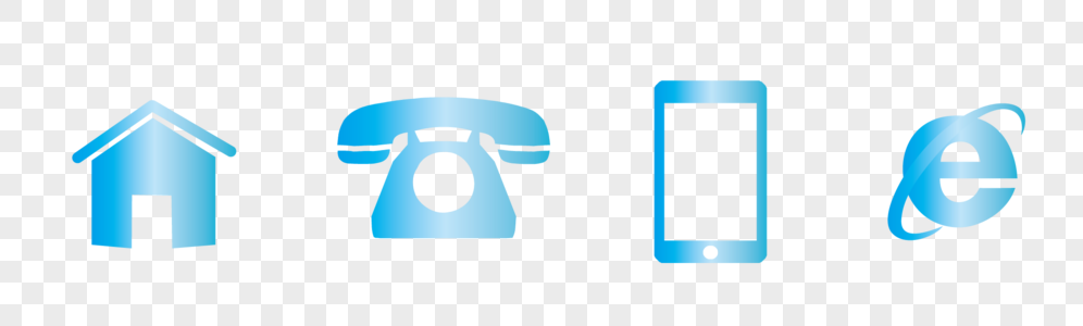 flat vector address icon AI images free download_1365