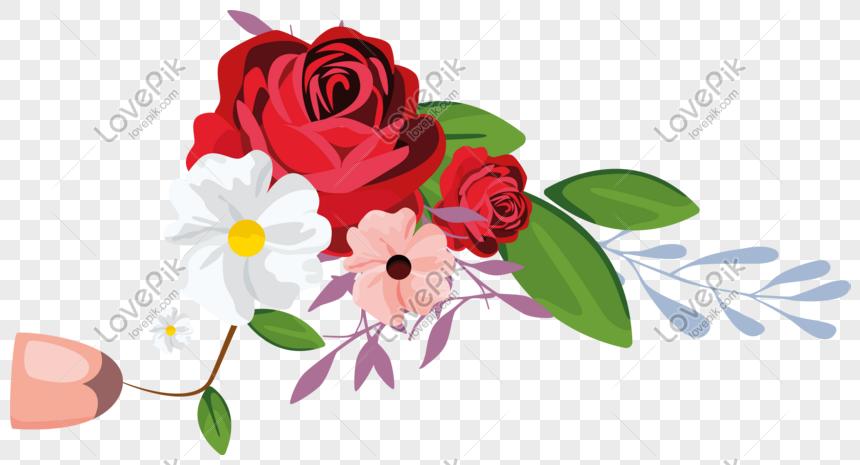 93+ Gambar Bunga Mawar Animasi Paling Baru