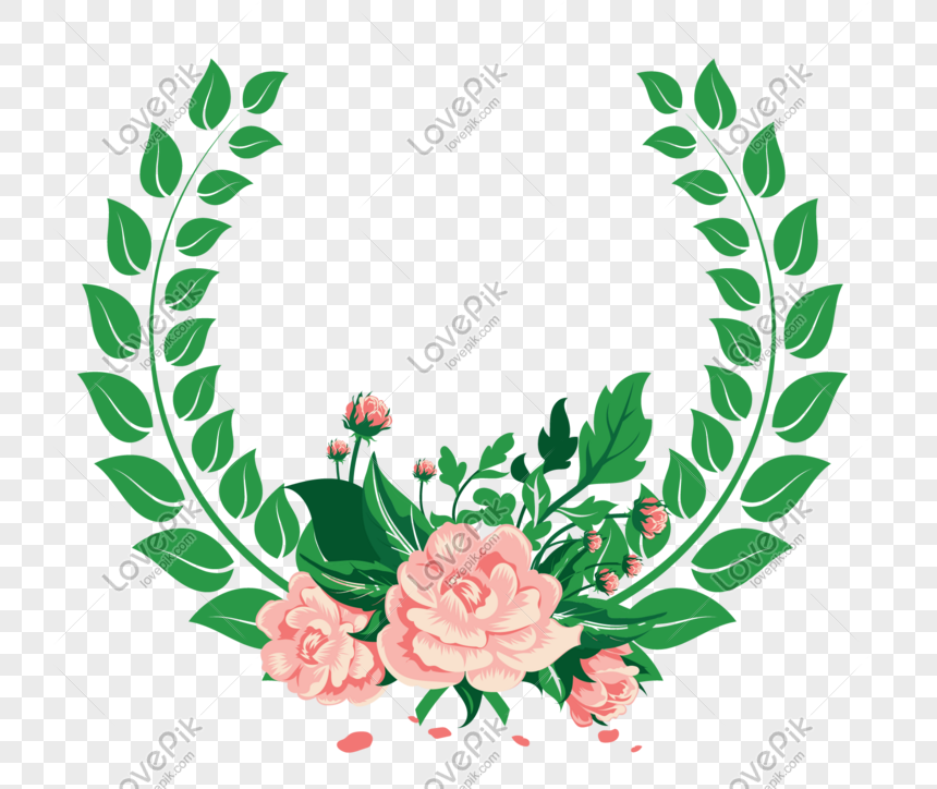 green leaf plant decorative frame png image picture free download 648258062 lovepik com green leaf plant decorative frame png