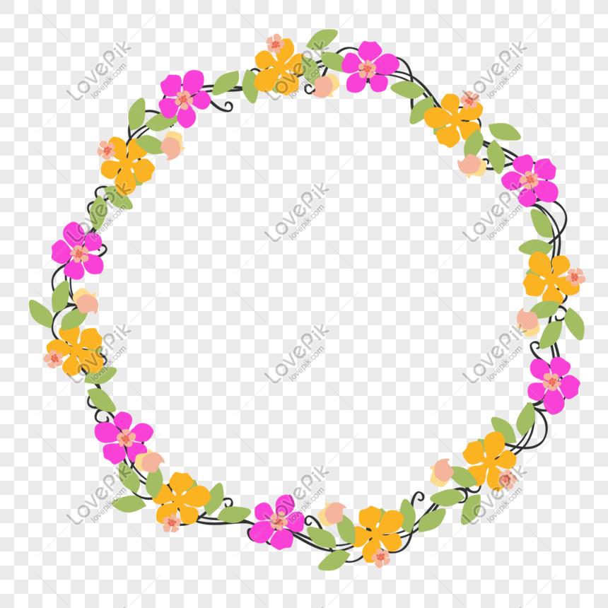 Vektor Bunga Bunga Karangan Bunga Hias Gambar Unduh Gratis Grafik