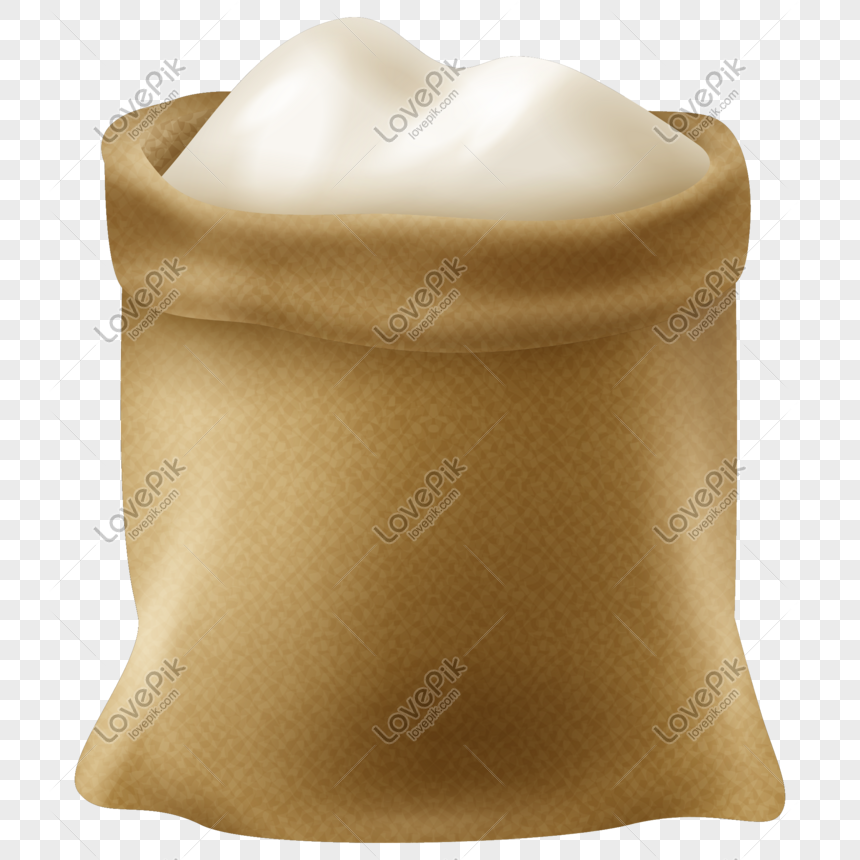Cartoon Rice Bag Vector Download Png Image Picture Free Download