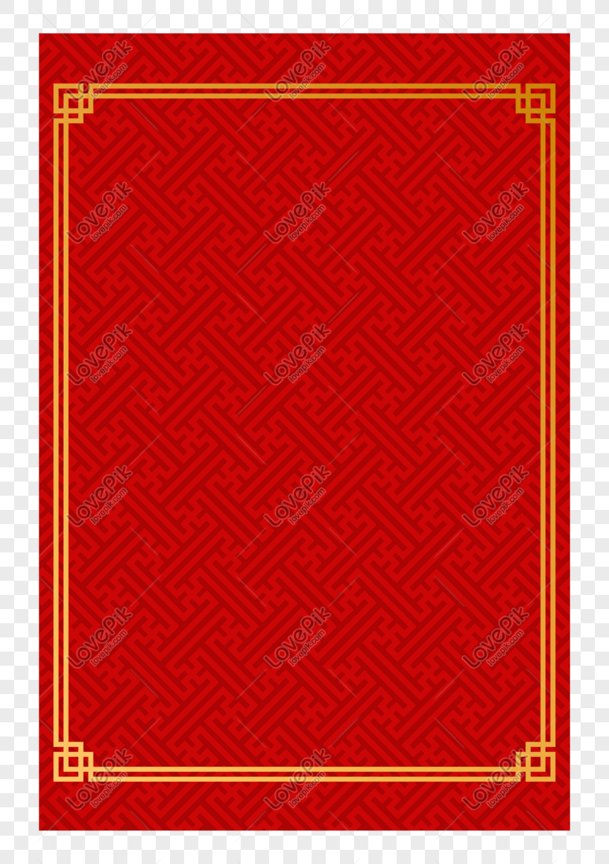 Red New Year Poster Wedding Invitation Background Decoration Vec Png Image Picture Free Download 611647690 Lovepik Com