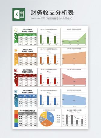 Form na Pagsusuri ng Balanse ng Pananalapi Excel Template Mga template