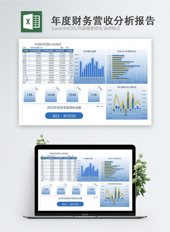 Ulat sa Pagtatasa ng Pagsisiyasat ng Taunang Financial Excel ng  Mga template
