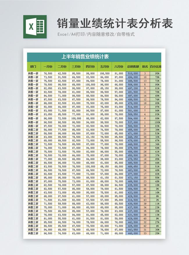 Lovepik صورة Xls 400157103 Id عرض تقديمي بحث صور جدول إحصاءات المبيعات جدول تحليل جدول Excel