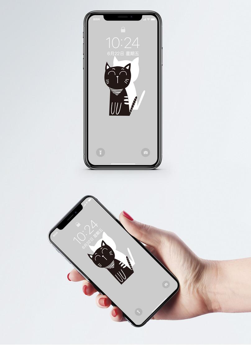 Unduh Kumpulan Koleksi Wallpaper Iphone Lucu Hitam Gratis Terbaik