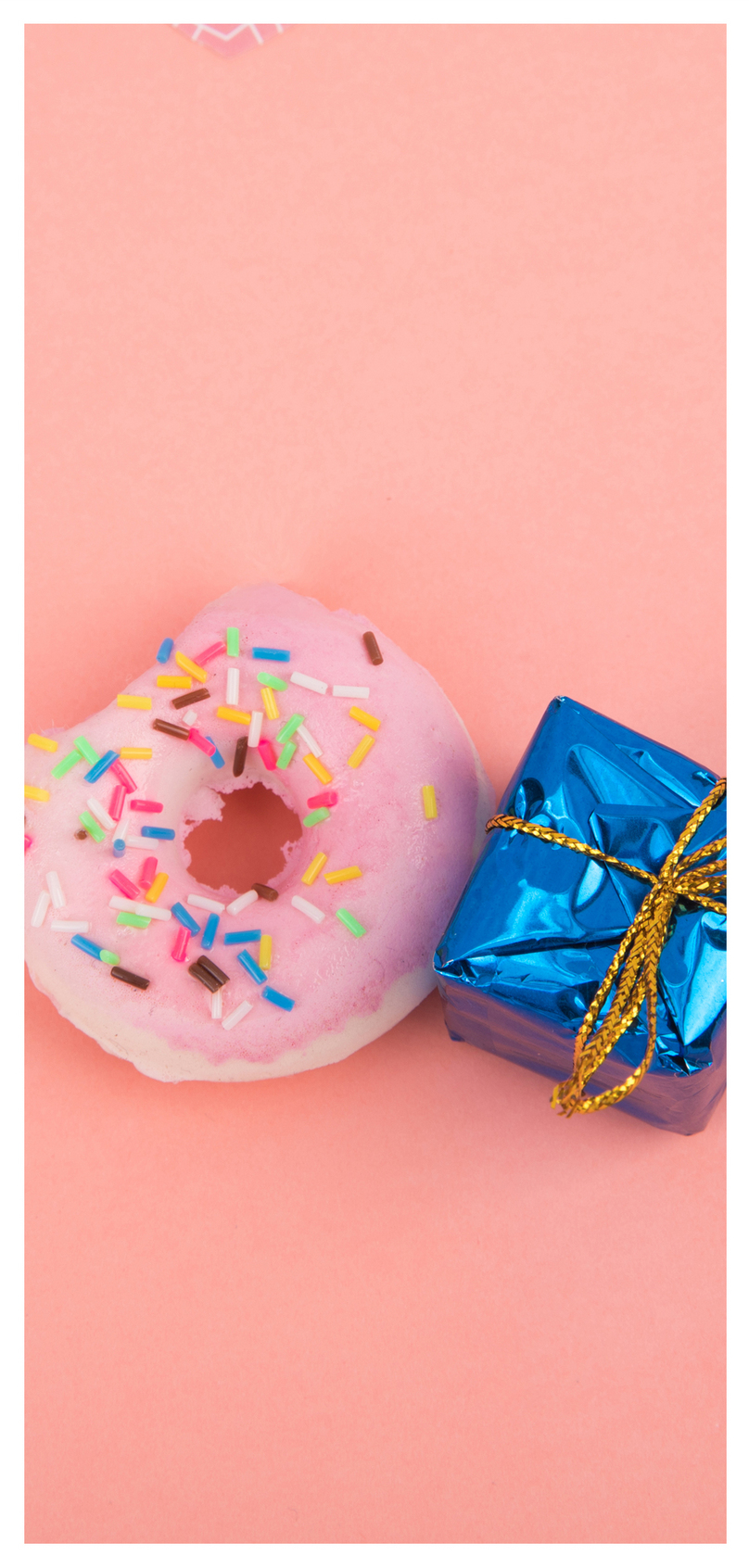 Donut Cell Phone Wallpaper Backgrounds Images Free