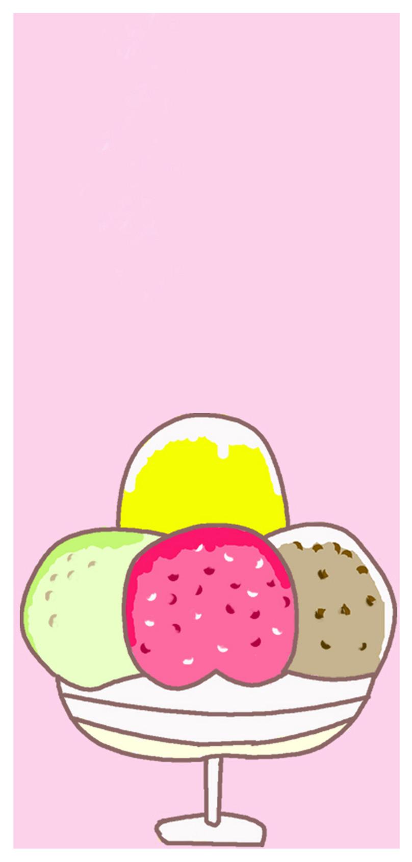 cartoon ice cream cellphone wallpaper cartoon ice cream cellphone wallpaper
