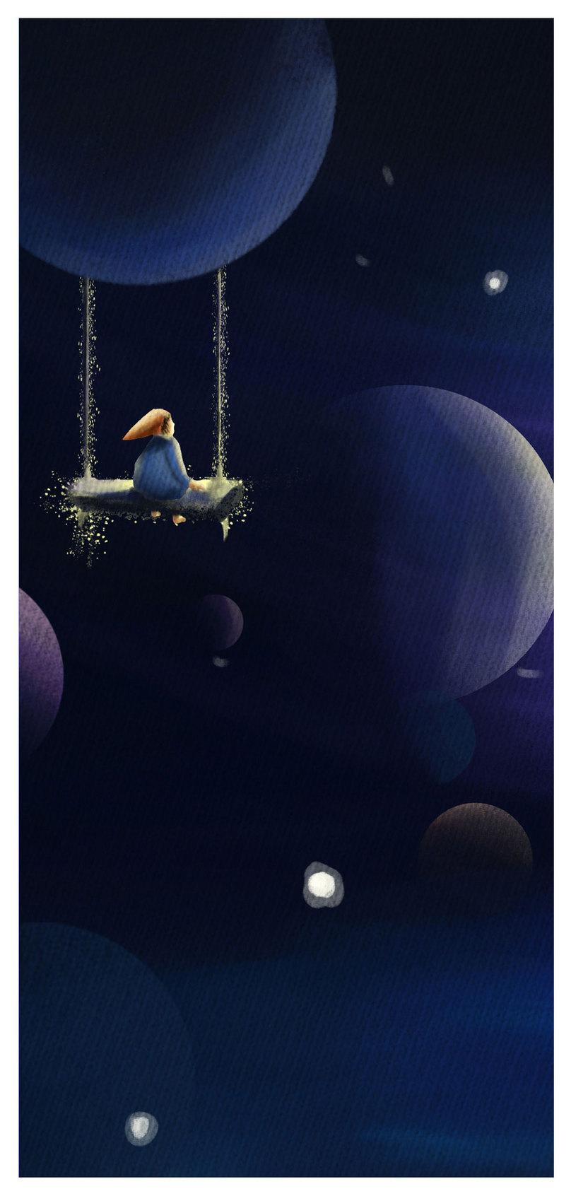 Wallpaper De Planeta Estrela Movel Imagem Gratis Fundos Numero