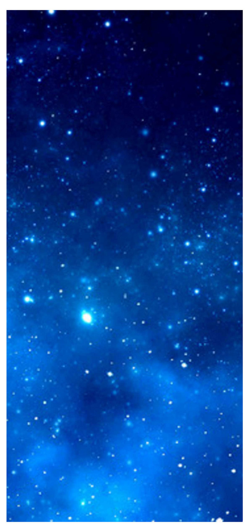 Langit Malam Biru Wallpaper Ponsel Gambar Unduh Gratis Latar
