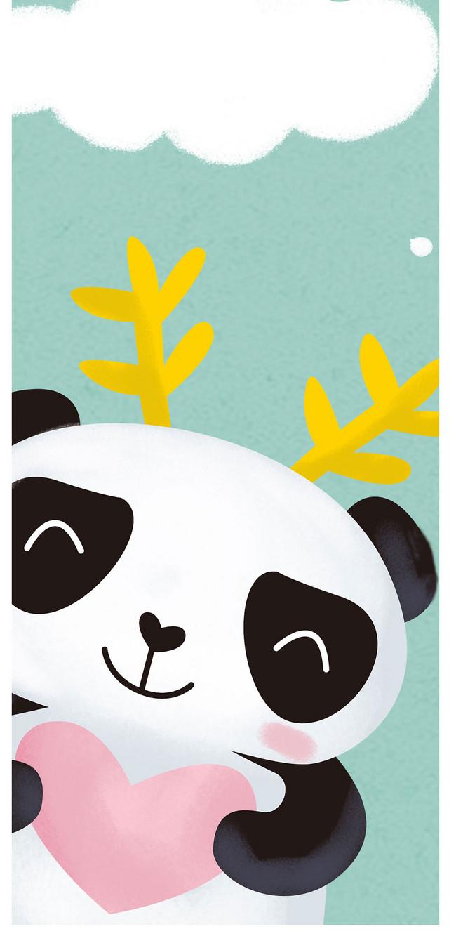 Wallpaper Ponsel Panda Lucu Gambar Unduh Gratis Latar Belakang 400386845 Format Gambar Jpg Lovepik Com