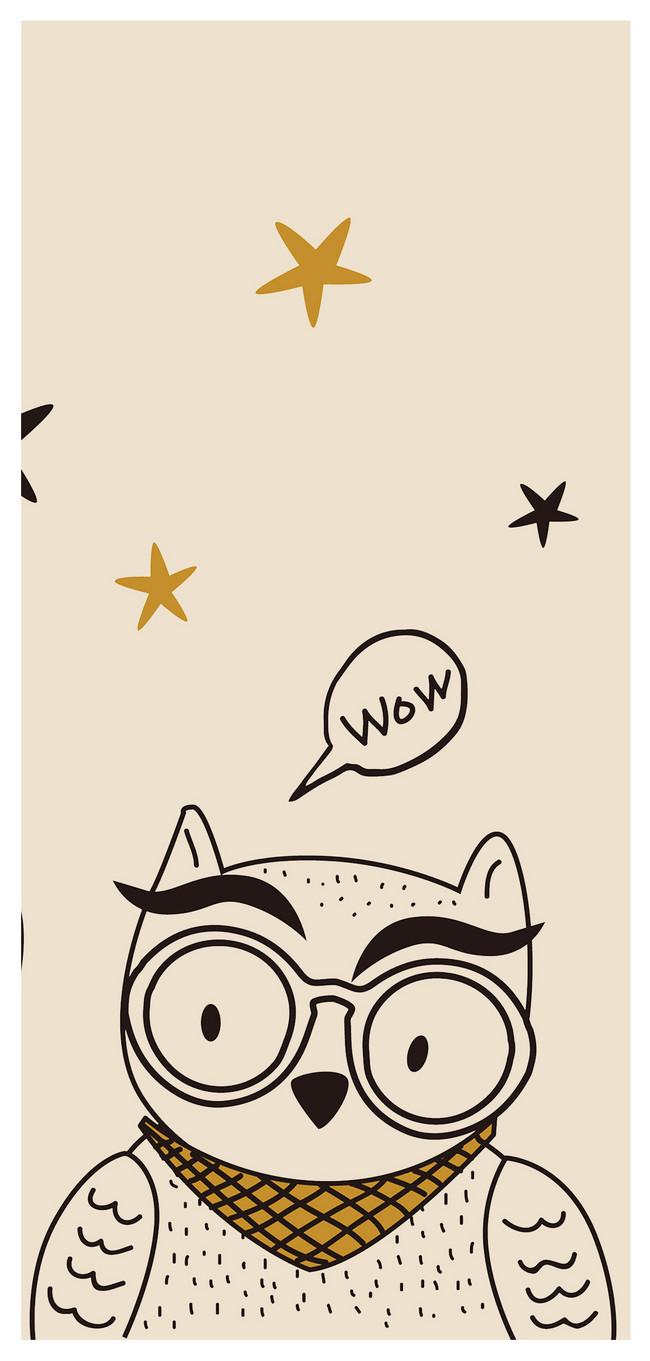 Owl Mobile Phone Wallpaper Backgrounds Images Free Download 400395848 Lovepik Com