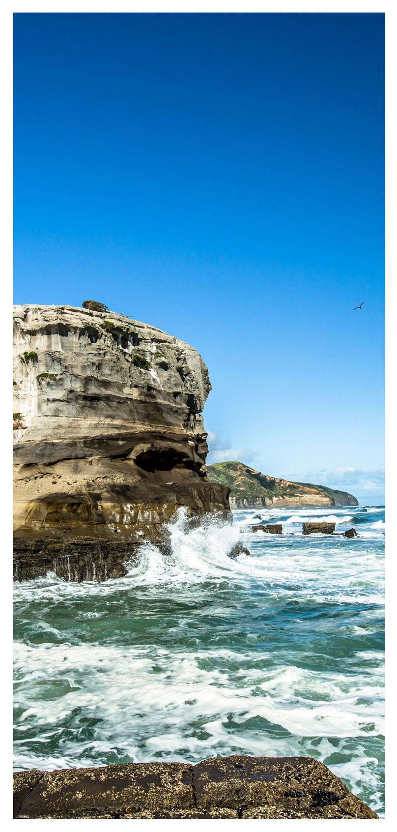 海の礁の携帯電話の壁紙イメージ 背景 Id 400471274 Prf画像