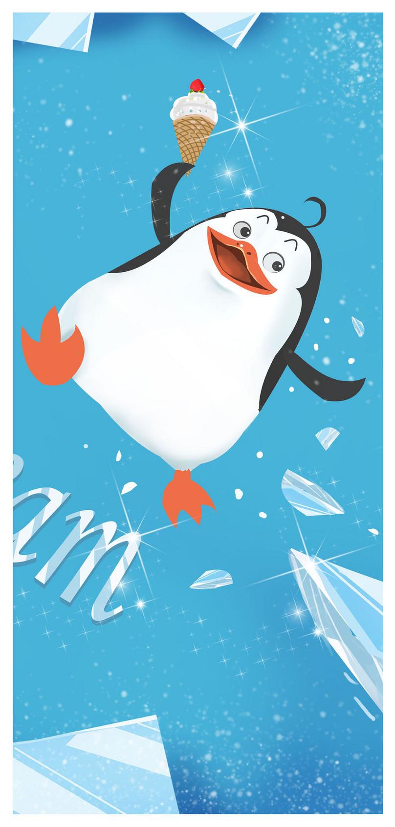 ペンギンかわいい携帯壁紙イメージ 背景 Id 400482817 Prf画像