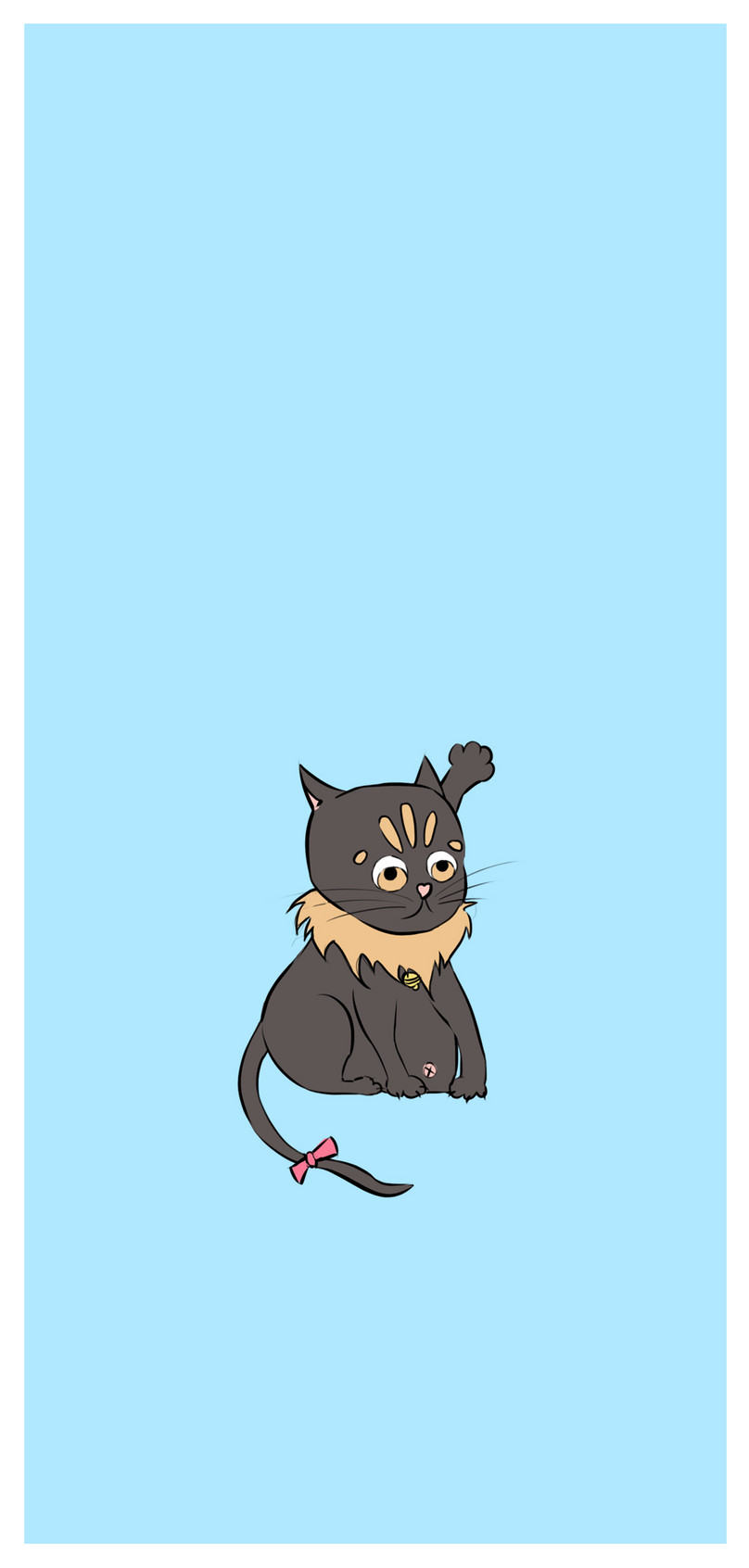 Cute Cat Mobile Phone Wallpaper Backgrounds Images Free