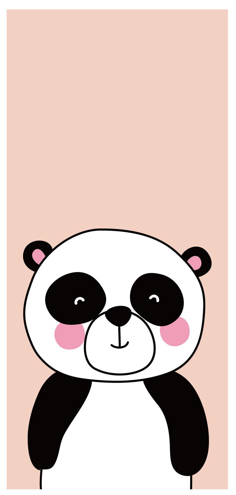 Cartoon Panda Mobile Phone Wallpaper Backgrounds Images Free
