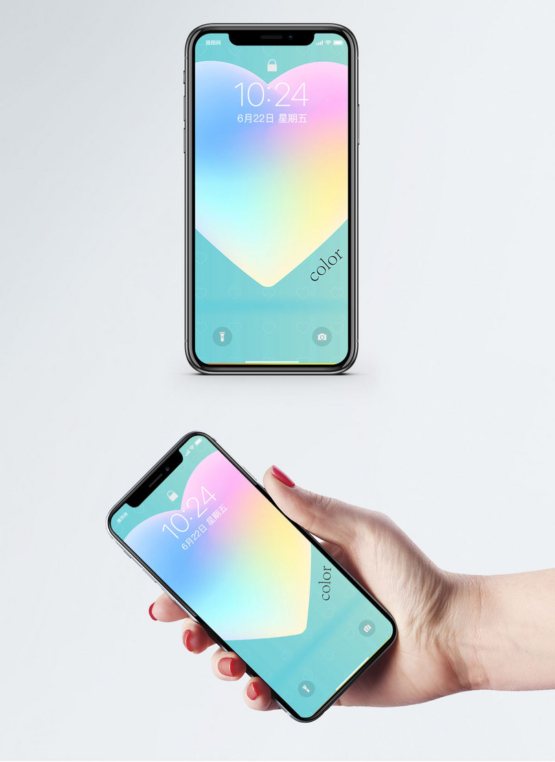 Beautiful Love Mobile Phone Wallpaper Backgrounds