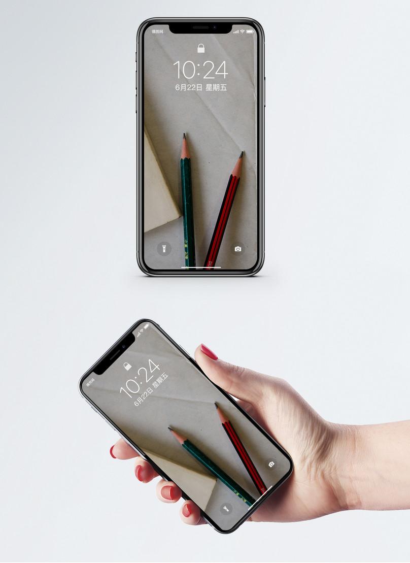 レトロな鉛筆電話の壁紙イメージ 背景 Id 400626988 Prf画像