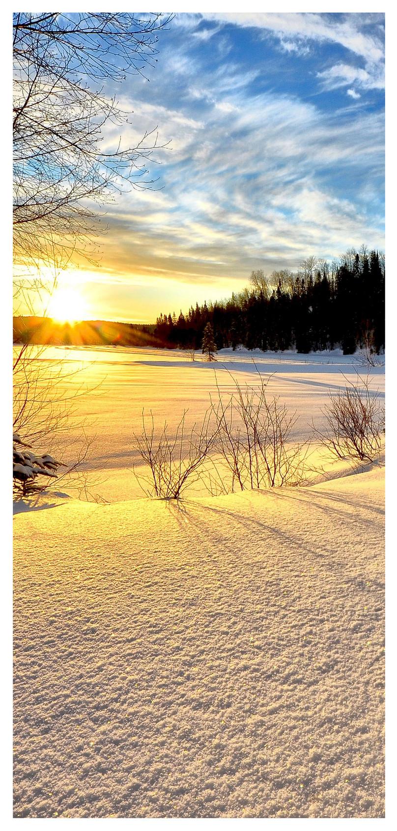 冬の太陽の光の壁紙イメージ 背景 Id 400706146 Prf画像フォーマット