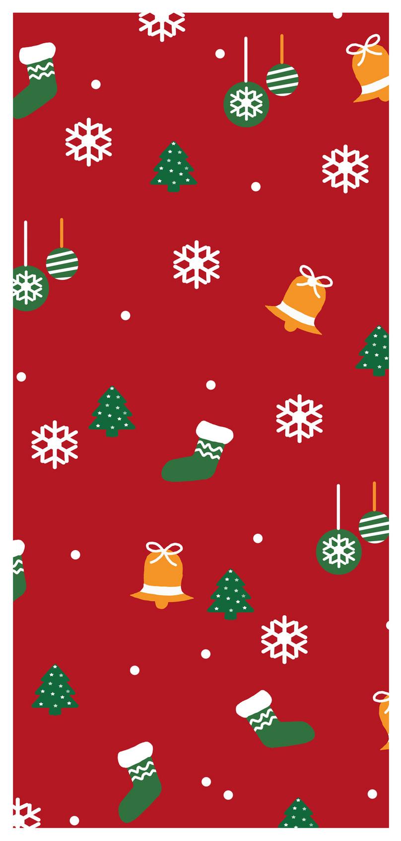 クリスマスの背景の携帯電話の壁紙イメージ 背景 Id 400719372 Prf画像
