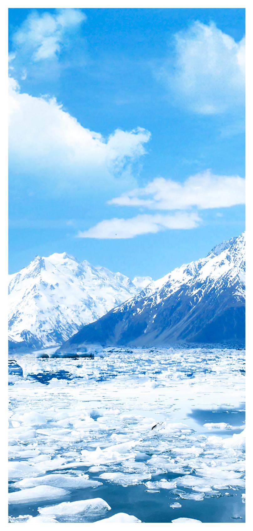 冬の雪の携帯電話の壁紙イメージ 背景 Id 400874873 Prf画像