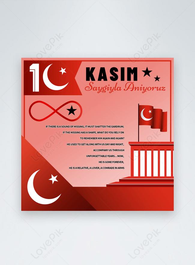 기억 아타튀르크 기념일