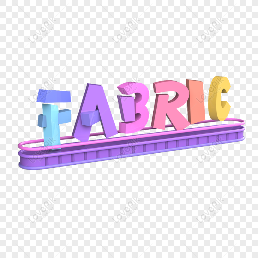 knitted word effect picture png