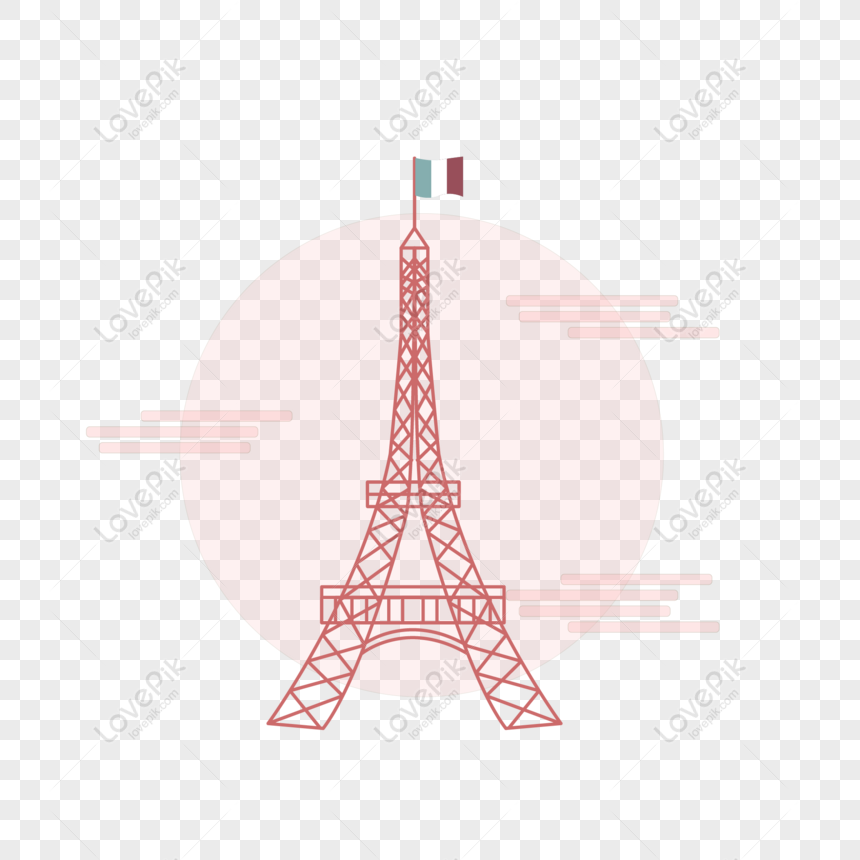 Free Paris Eiffel Tower Vector Icon Tool Png Ai Image Download Size 2000 2000 Px Id 828855386 Lovepik