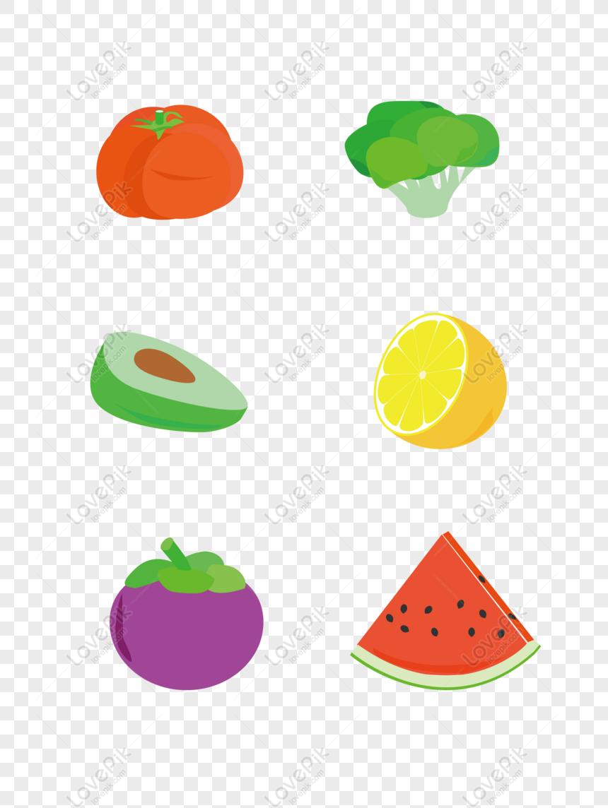 Percuma Sayuran Dan Buah Buahan Yang Ditarik Tangan Unsur Komersil Png Ai Gambar Muat Turun Saiz Imej3072 4107px Id828906900 Lovepik