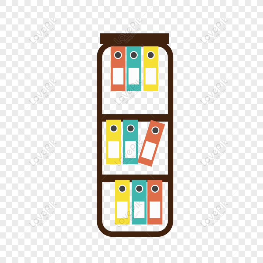 Free Cartoon Minimalist Flat File Cabinet Original Element Png Ai Image Download Size 2000 2000 Px Id 828925035 Lovepik