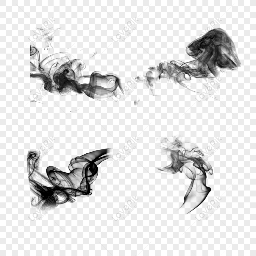 ink smoke classical wind ink smoke png