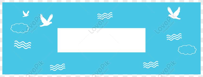 Grátis Céu Azul Original Nuvens Brancas Fundo De Paz Png