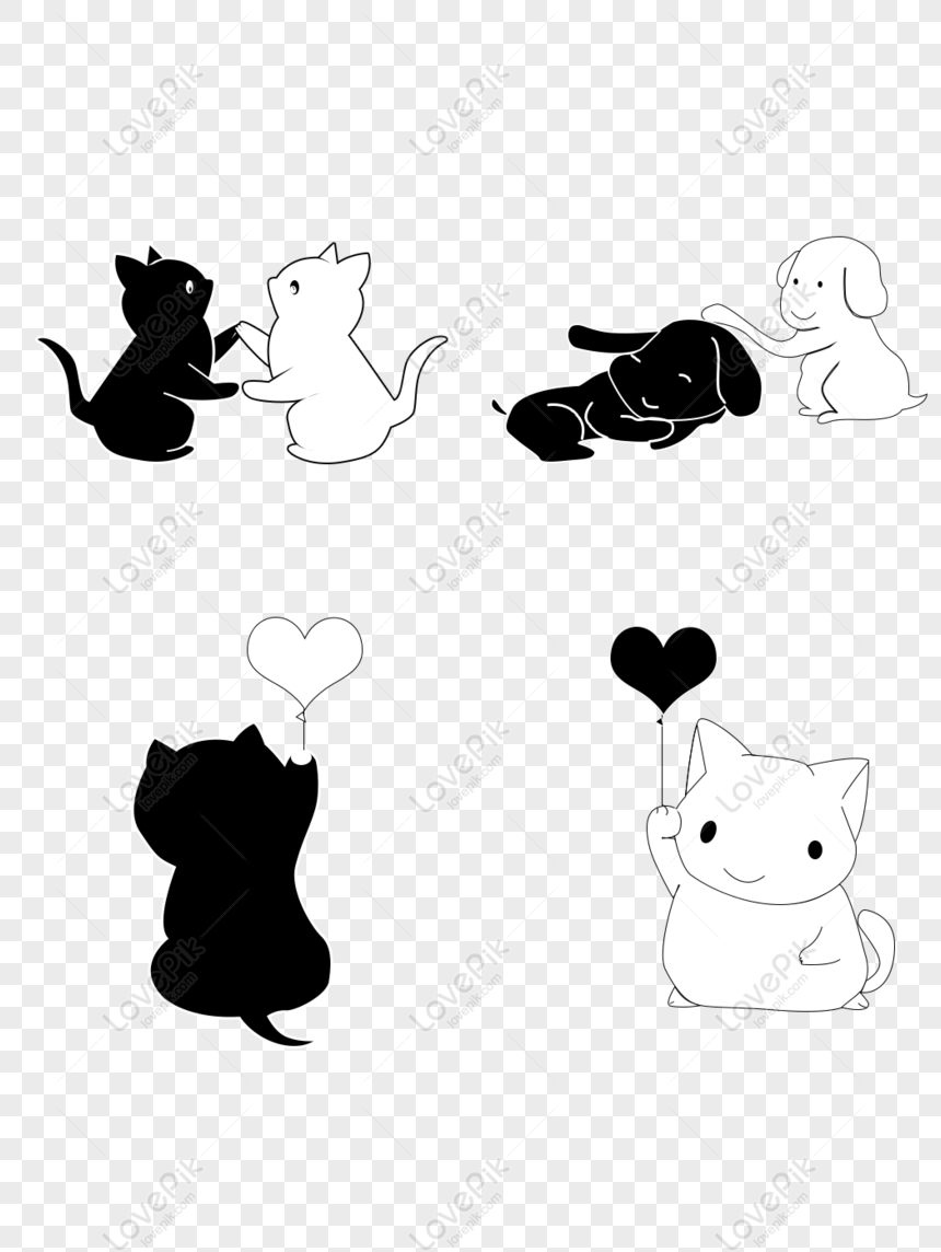 Gratis Gambar Kartun Tongkat Anak Kucing Lucu Dapat Menjadi Elemen Kome Png Psd Unduhan Gambar Ukuran 1024 1369px Id 832237671 Lovepik