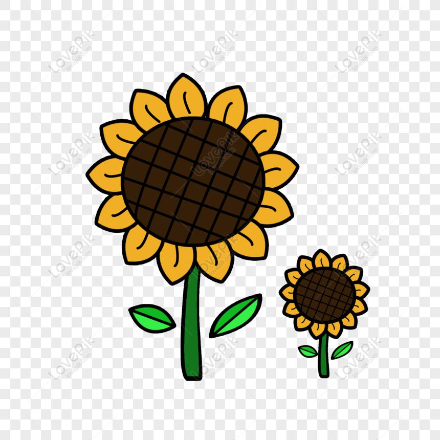 Gratis Kartun Lucu Bunga Matahari Minimalis Png Psd Unduhan Gambar Ukuran 2000 2000px Id 832365949 Lovepik