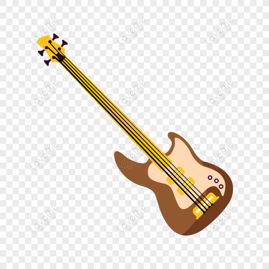 free music electric guitar musical instrument vector cartoon element png ai image download size 4167 4167 px id 832417353 lovepik free music electric guitar musical