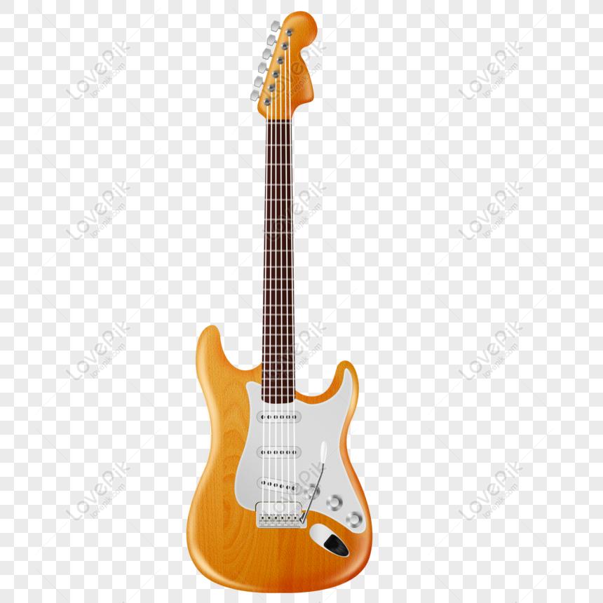 Gratis Instrumentos Musicais Material Comercial De Guitarra Png
