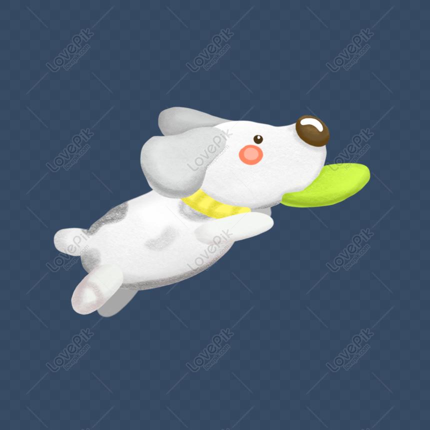 43++ Gambar kartun anjing putih terupdate