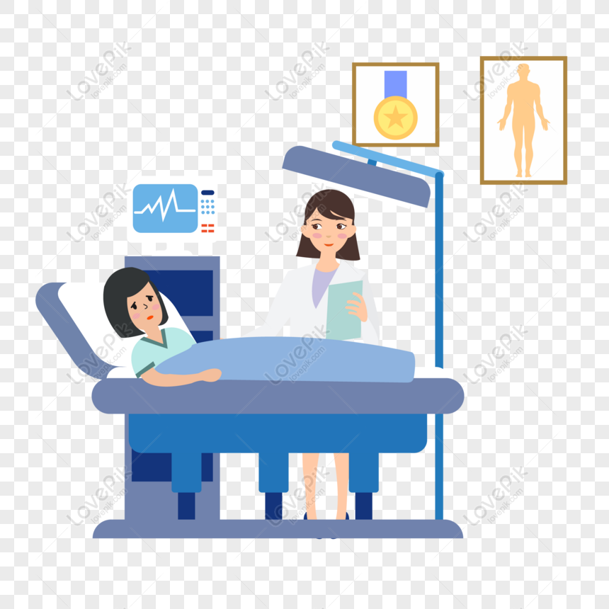 free cartoon hand drawn hospital seeing vector png ai image download size 2000 2000 px id 832470216 lovepik free cartoon hand drawn hospital seeing