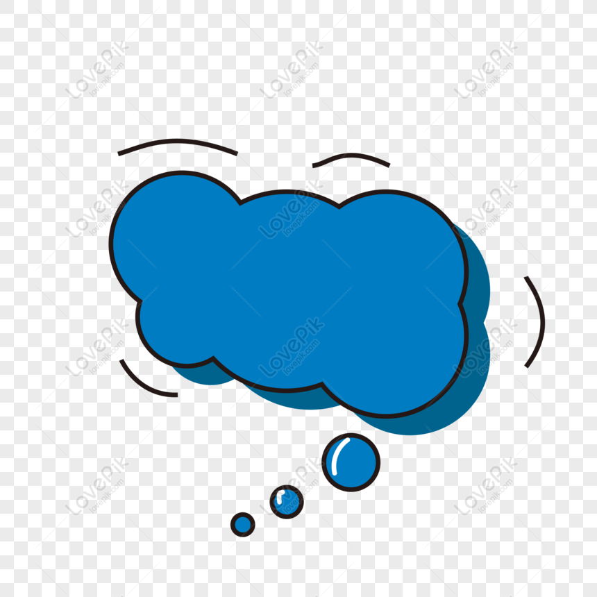 free cartoon cute blue vector cloud dialog png ai image download size 4167 4167 px id 832617376 lovepik free cartoon cute blue vector cloud