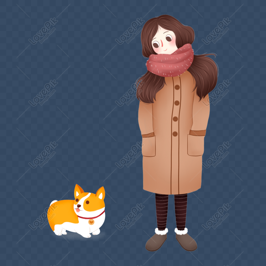 Free Beautiful Cute Girl And Cat Png Material Png Psd Image Download Size 1024 1024 Px Id 833553633 Lovepik