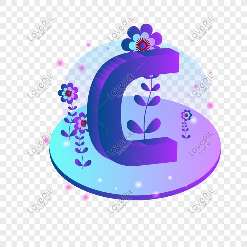Vector C Letter Flower Png Image Picture Free Download 714990645 Lovepik Com