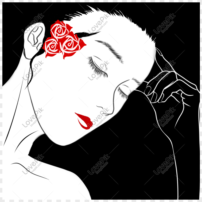 beauty face vector png image picture free download 716371677 lovepik com beauty face vector png image picture